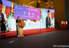 Opening ceremony of China International Fruit and Vegetable Fair 2018 //2018年中国(北京)国际果蔬展开幕式