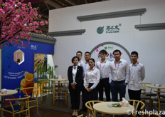 Team of Hunan Fruit-mate Agricultural Science Technology (Group) Co., Ltd. Importing different fruit from all over the world, cherries, dragon fruit, longan, durian, red Globe Grape and mangosteen.湖南果友农业科技(集团)有限公司团队,他们从世界各地进口各种水果,樱桃、火龙眼、龙眼、榴莲、红地球葡萄、芒果。