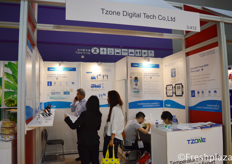 Tzone Digital Tech Co., Ltd. Professional manufacturer of temperature data logger for fresh produce. They are focused on bringing the best solution for their customers. // 深圳天圆数码科技有限公司专业生产新鲜农产品温度数据记录仪。他们专注于为客户提供最佳解决方案。