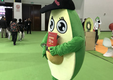 Avocado Mister by Mr Avocado. // Mr Avocado的牛油果先生。