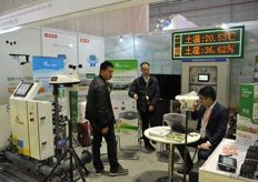 Automation technologies developed by Chengdu Zhipeng Agricoltural and Science // 成都志鹏农业科技发展的自动化技术